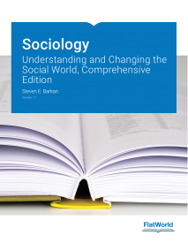 """Sociology: Understanding and Changing the Social World, Comprehensive Edition"" icon"