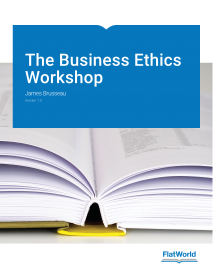 """The Business Ethics Workshop"" icon"