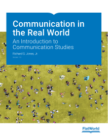 """Communication in the Real World"" icon"