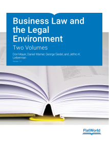 Business Law and the Legal Environment icon