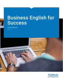 Logo for Business English for Success
