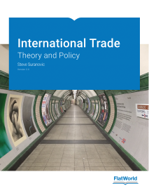 Dissertation international trade