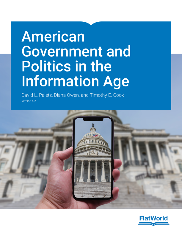 Cover of American Government and Politics in the Information Age v4.2
