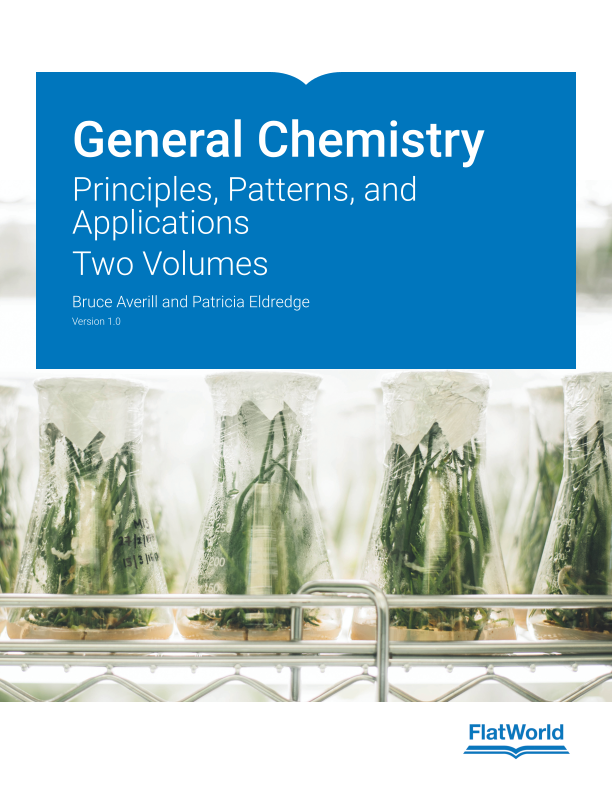Cover of General Chemistry: Principles, Patterns, and Applications v1.0