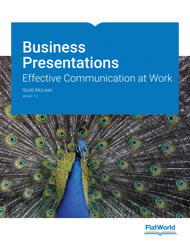 Cover of Business Presentations: Effective Communication at Work v1.0