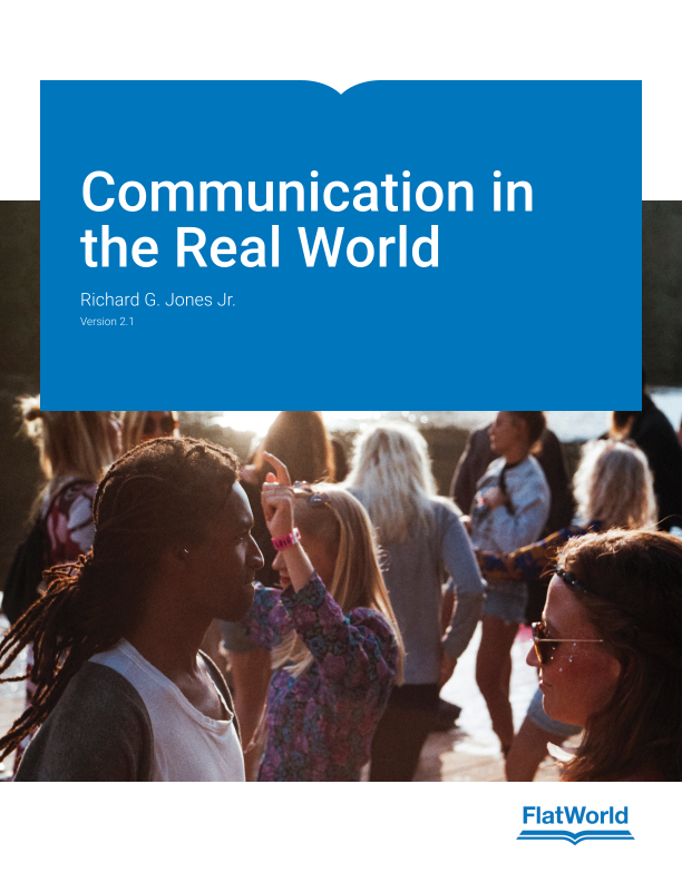 Cover of Communication in the Real World v2.1