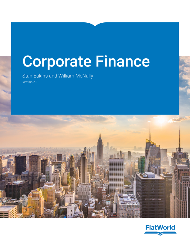 Cover of Corporate Finance v2.1