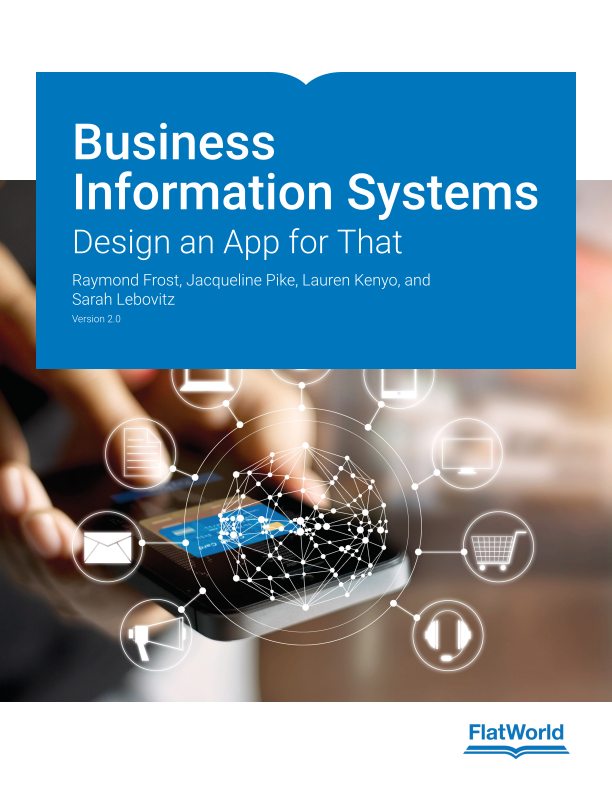 Cover of Business Information Systems: Design an App for That v2.0