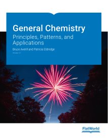 General Chemistry: Principles, Patterns, and Applications
