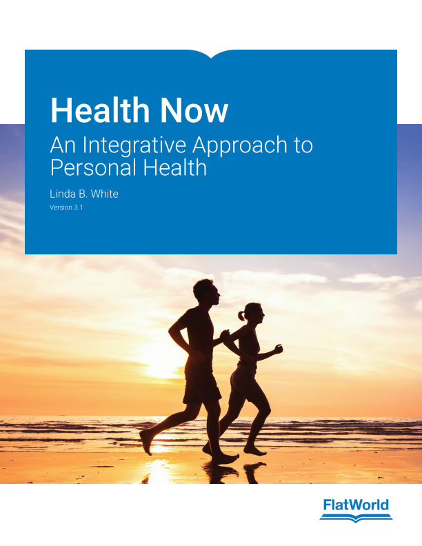 Cover of Health Now: An Integrative Approach to Personal Health v3.1