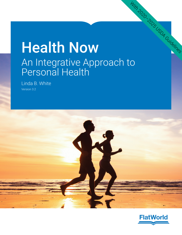 Cover of Health Now: An Integrative Approach to Personal Health v3.2