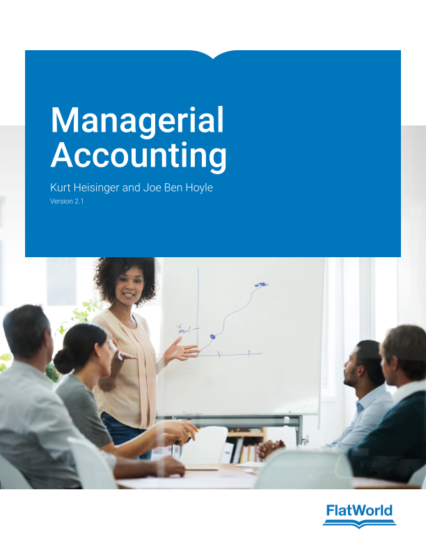 Cover of Managerial Accounting v2.1