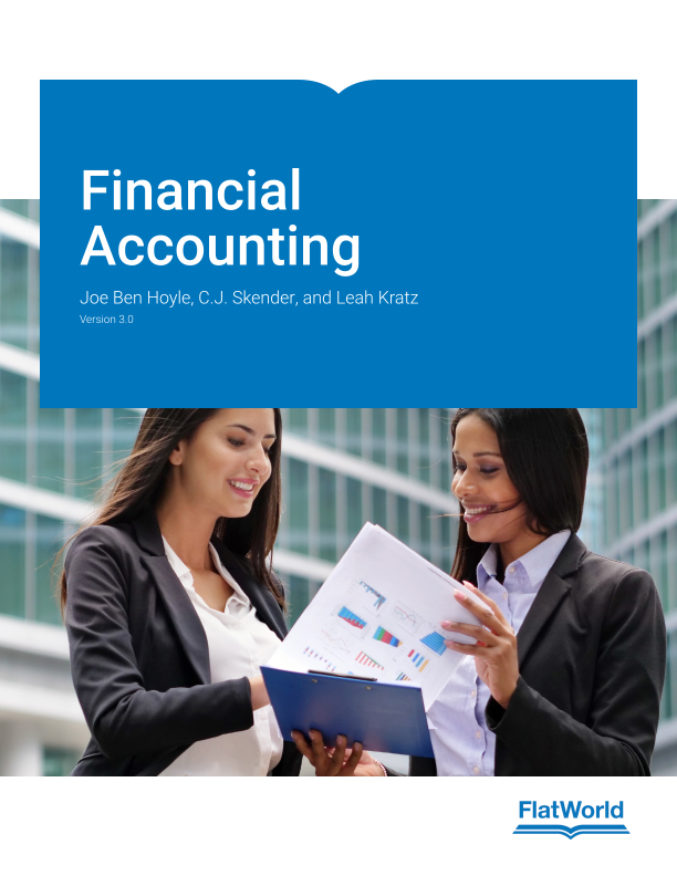Cover of Financial Accounting v3.0