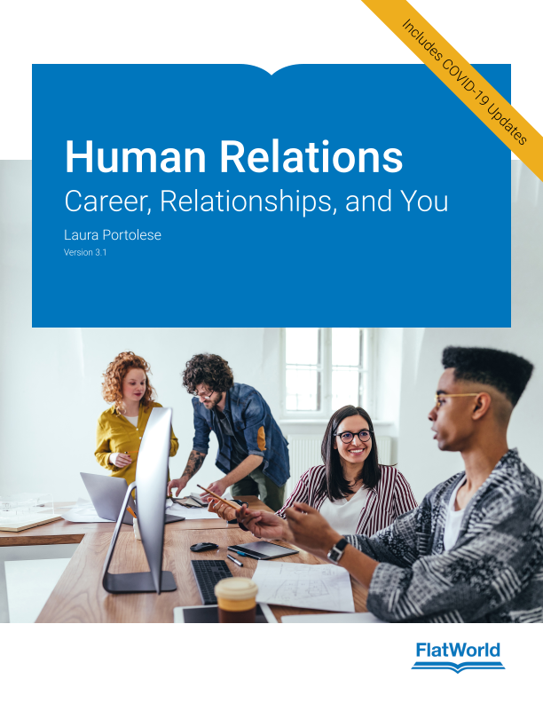 Cover of Human Relations: Career, Relationships, and You v3.1