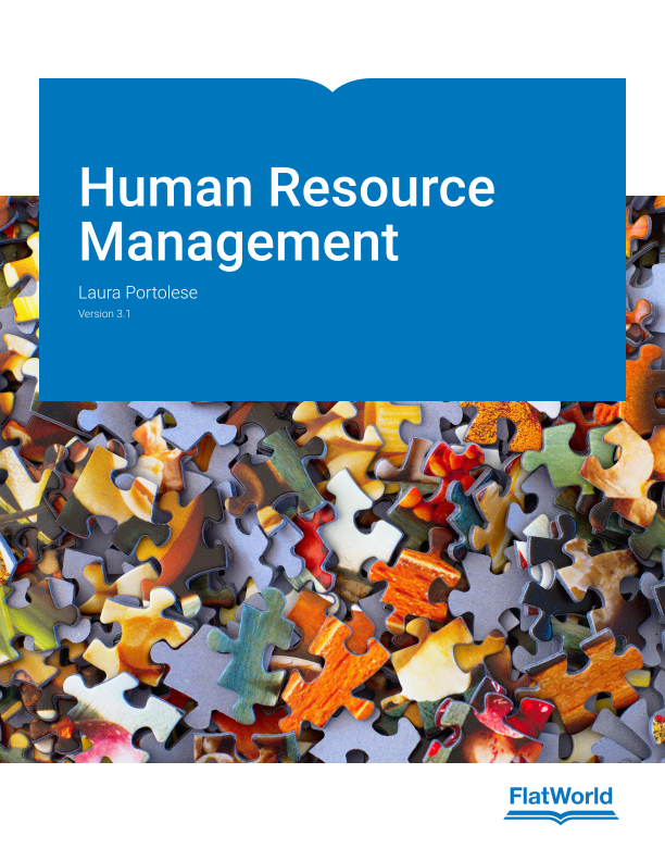 Cover of Human Resource Management v3.1