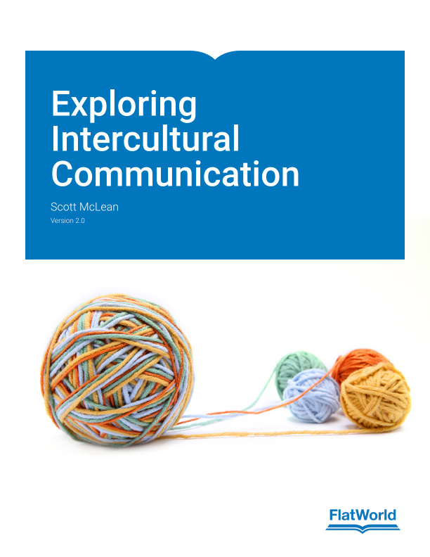 Cover of Exploring Intercultural Communication v2.0