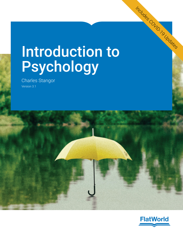 Cover of Introduction to Psychology v3.1