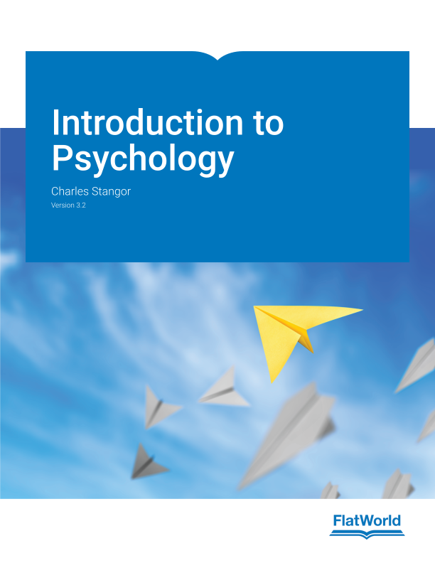 Cover of Introduction to Psychology v3.2