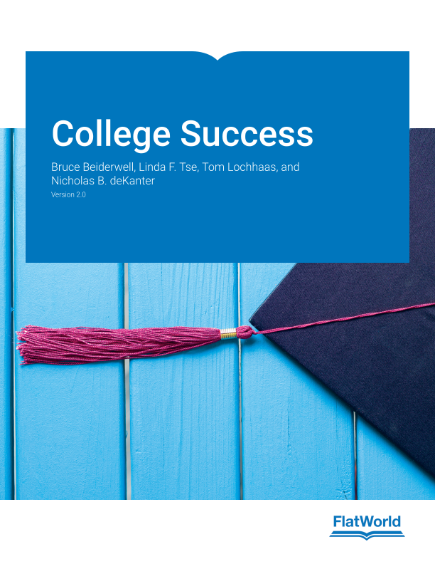Cover of College Success v2.0