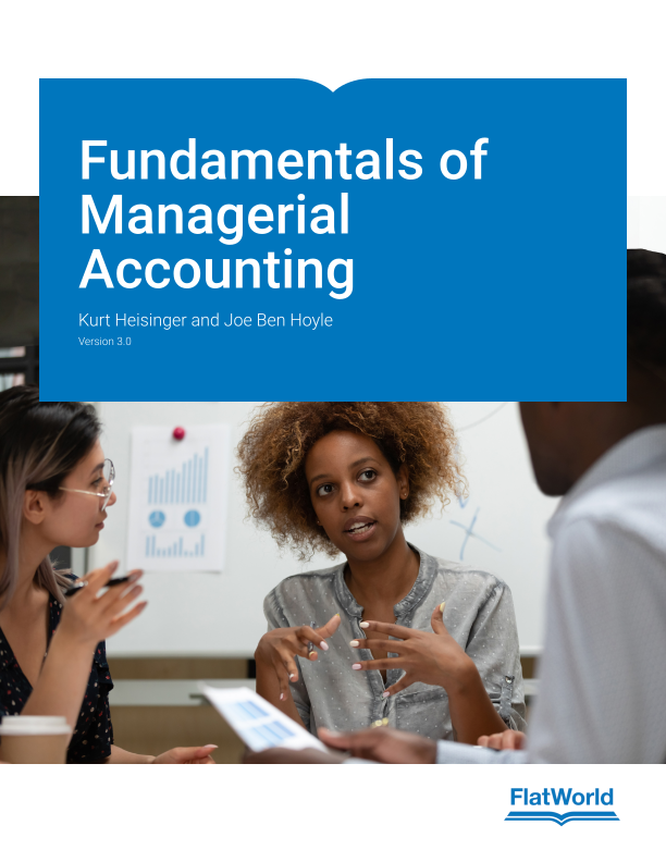 Cover of Fundamentals of Managerial Accounting v3.0