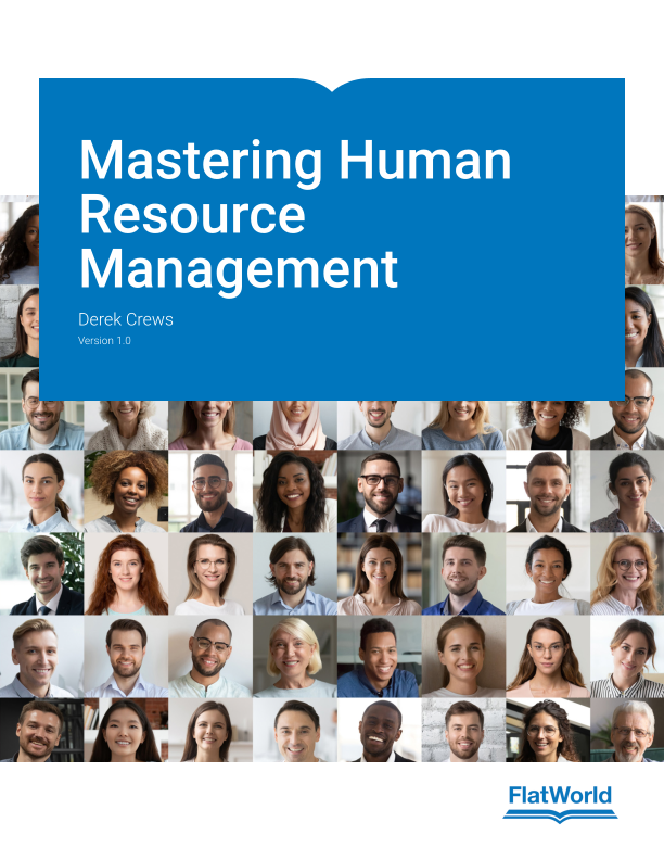 Cover of Mastering Human Resource Management v1.0