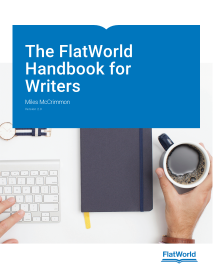 The FlatWorld Handbook for Writers