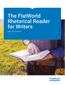 The FlatWorld Rhetorical Reader for Writers