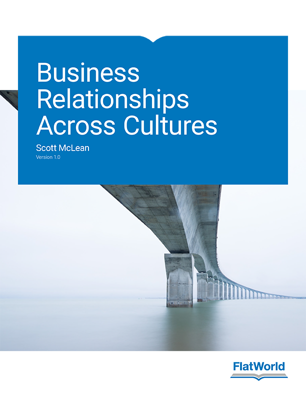 Cover of Business Relationships Across Cultures v1.0