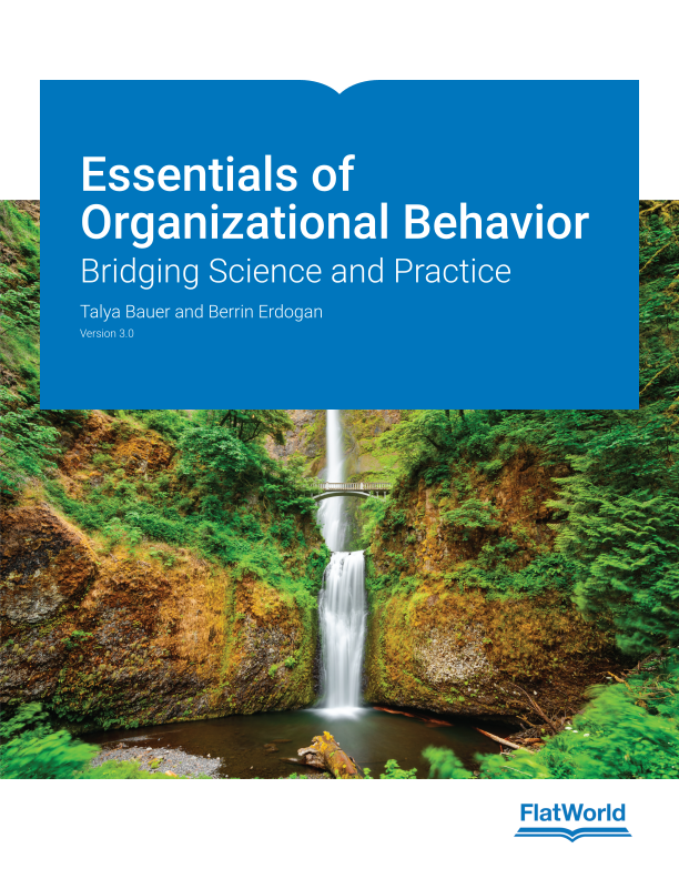 Cover of Essentials of Organizational Behavior: Bridging Science and Practice v3.0