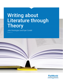 Writing about Literature through Theory