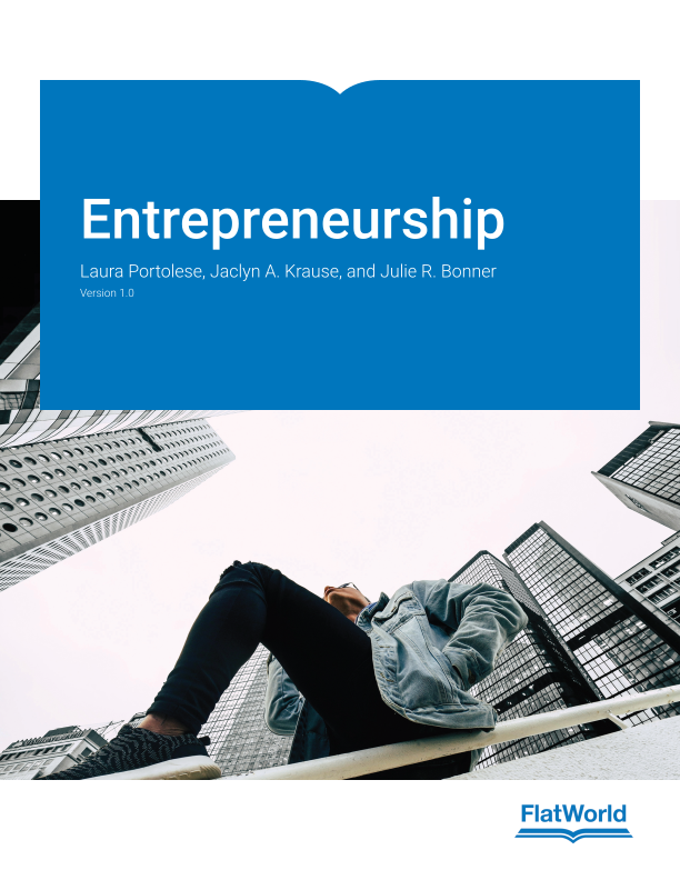 Cover of Entrepreneurship v1.0
