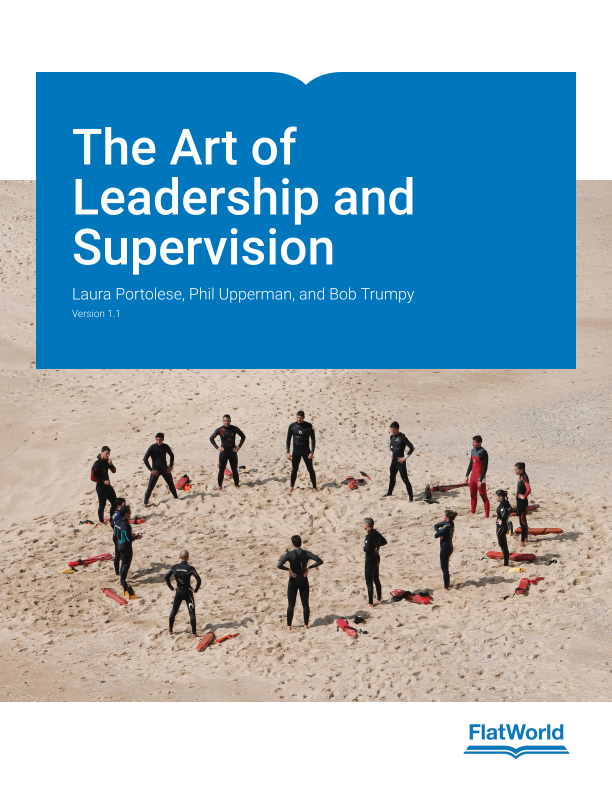 Cover of The Art of Leadership and Supervision v1.1