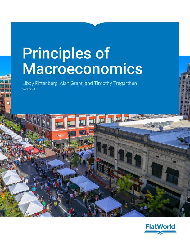Cover of Principles of Macroeconomics v4.0