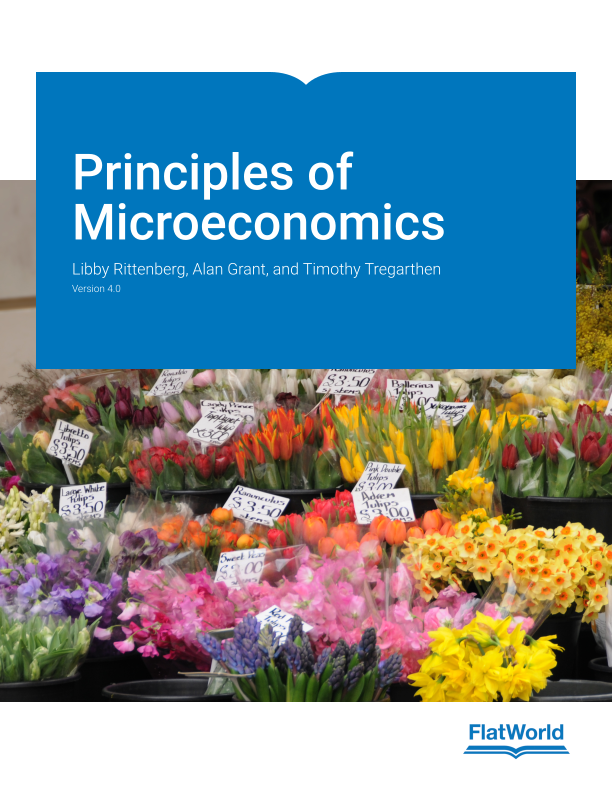 Cover of Principles of Microeconomics v4.0