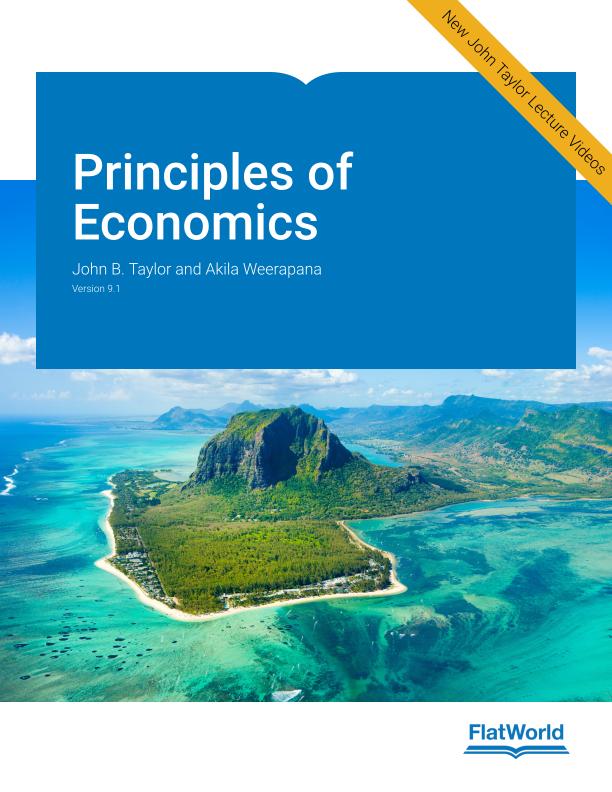 Cover of Principles of Economics v9.1