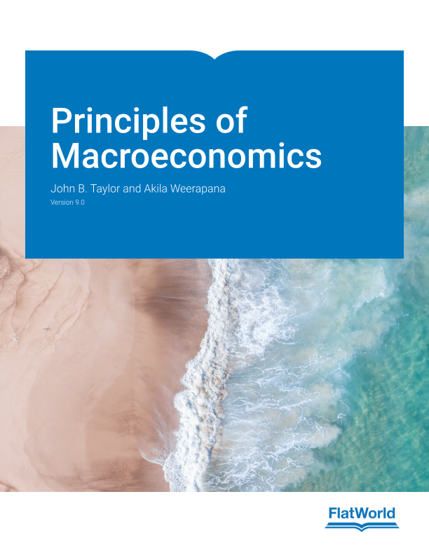 Cover of Principles of Macroeconomics v9.0