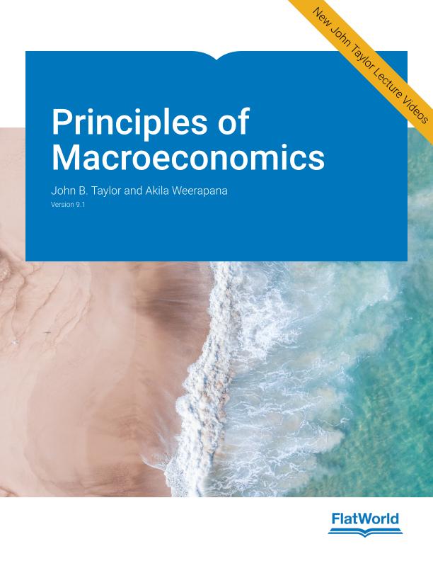 Cover of Principles of Macroeconomics v9.1