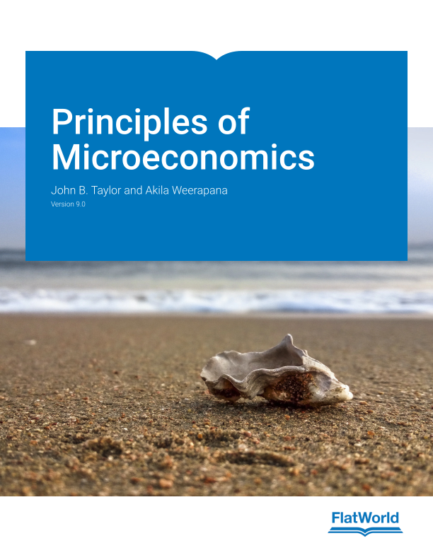Cover of Principles of Microeconomics v9.0