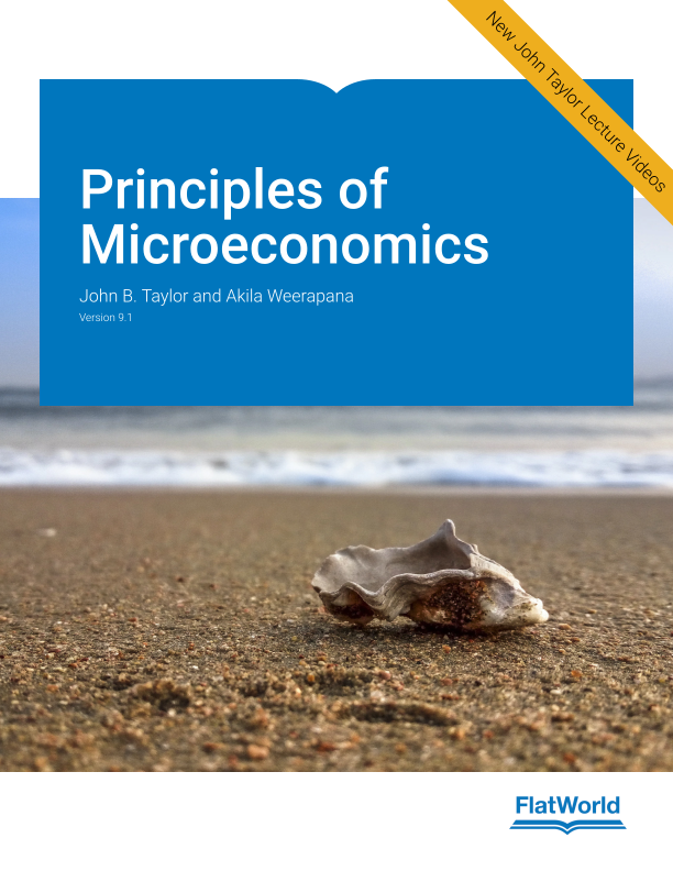 Cover of Principles of Microeconomics v9.1