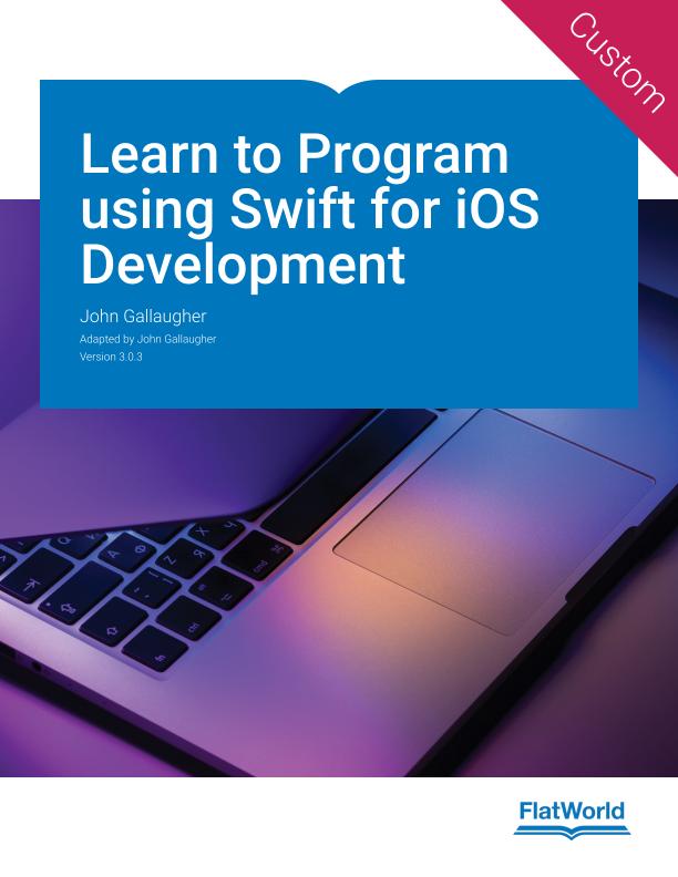 Learn to Program using Swift for iOS Development