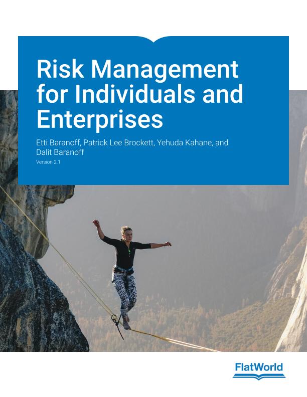 Cover of Risk Management for Individuals and Enterprises v2.1