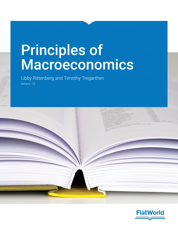 Cover of Principles of Macroeconomics v1.0