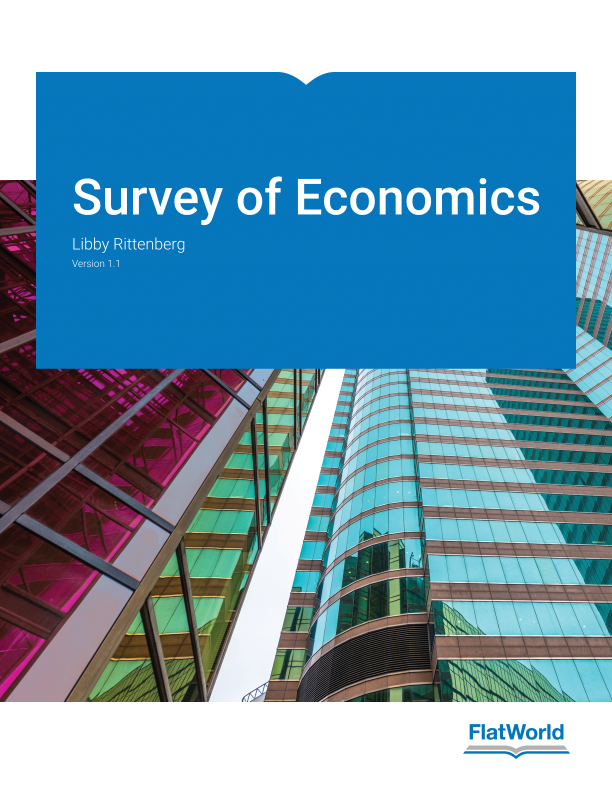 Cover of Survey of Economics v1.1