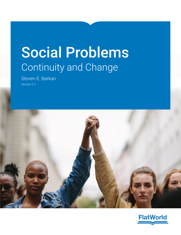 Cover of Social Problems: Continuity and Change v2.1