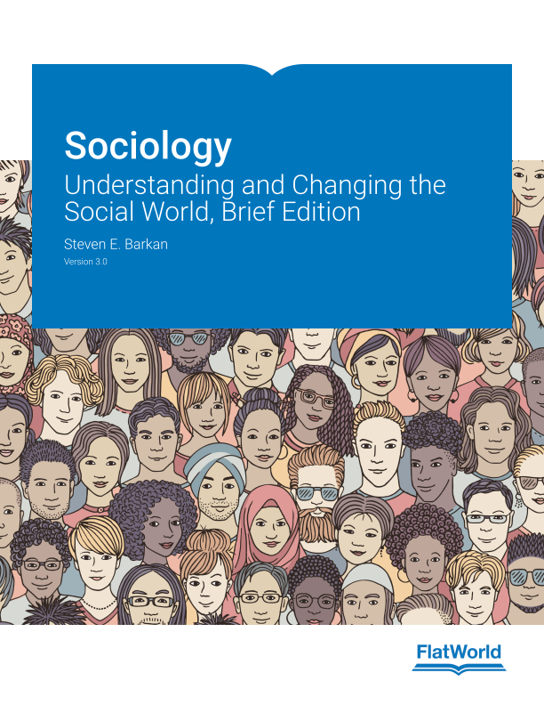 Cover of Sociology: Understanding and Changing the Social World, Brief Edition v3.0