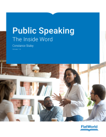 Public Speaking: The Inside Word