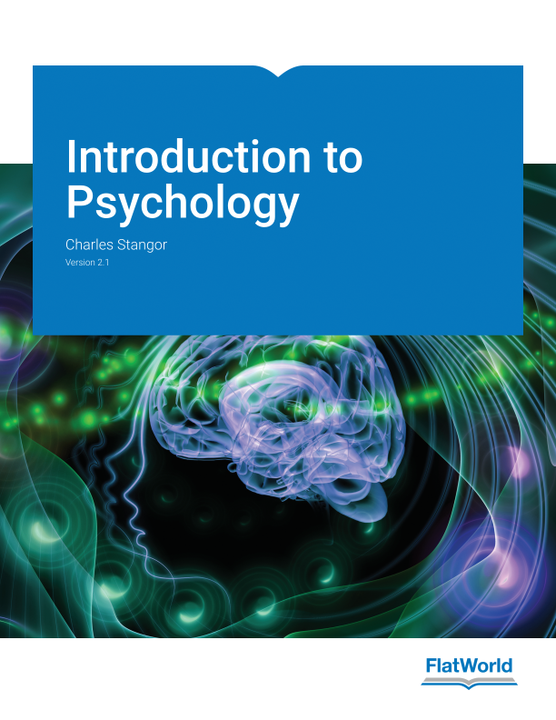 Cover of Introduction to Psychology v2.1