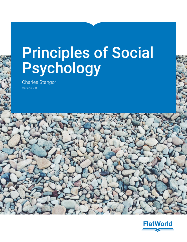 Cover of Principles of Social Psychology v2.0