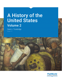 A History of the United States Vol. 2
