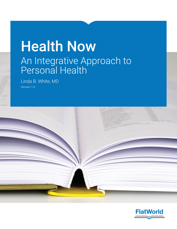 Cover of Health Now: An Integrative Approach to Personal Health v1.0